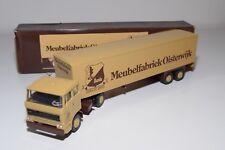 @. LION CAR DAF 2800 TRUCK WITH TRAILER MEUBELFABRIEK OISTERWIJK EXC. BOXED