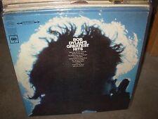 BOB DYLAN greatest hits ( folk ) columbia 2 eye stereo - POSTER -