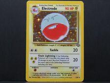 Electrode 2/64 - Jungle Set Pokemon Card (Near Mint)