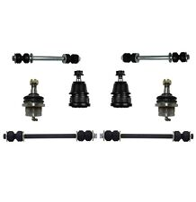 8 Pc Suspension Kit for Ford Mercury Sway Bar End Link Upper & Lower Ball Joints