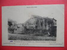 LEYR  :  L'Épicerie Nancéienne et la Rue des Écoles.......VO.1915.