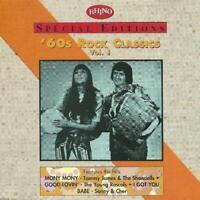 VARIOUS - 60's ROCK CLASSICS Vol.1 1994 US CD