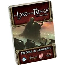 Lord of the Rings LCG, The Siege of Annuminas, New