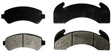 Disc Brake Pad Set-Semi Metallic Disc Brake Pad Front,Rear ACDelco Pro Brakes