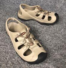 CROCS Closed Toe TRAILBREAK Fishing/Hiking Sandals/Shoes SZ M 8 W 10 In EUC