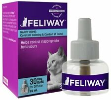 FELIWAY CLASSIC diffuser 30 days with refill 48 ml or seperate refill 48 ml