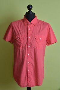Boss Orange Mens Shirt Casoe Size XL