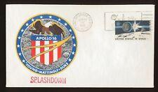 Apollo 16 - SPLASHDOWN - pmk Kennedy Space Center FL  Apr 27, 1972