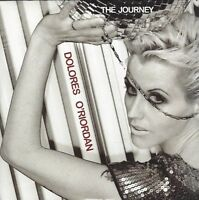 DOLORES O'RIORDAN - THE JOURNEY - CD SINGLE - (in a card slipcase) - FRYCD389P