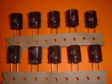 20x Elko 220µF//35V 105°C Print RM 5mm 10x13,5mm 220uF