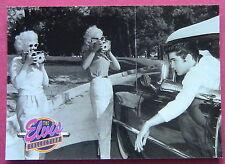 ELVIS PRESLEY, 1992 ELVIS COLLECTION #584 CARD, DOUBLE TROUBLE