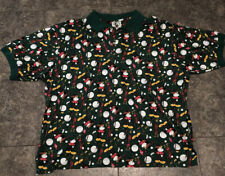 mickey mouse golf shirt