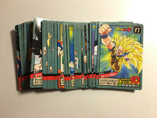 Dragon ball Z Super battle Power Level PART 15 Reg Set 38/38 -