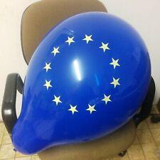 10 riesige EUROPA-Wahl Ballons, Qualatex Q16 Luftballons, Balloons, Globos, NEU