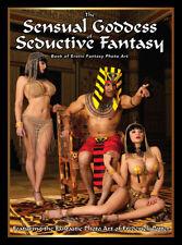 The Sensual Goddess of Seductive Fantasy - Book of erotic fantasy photo art