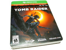 Shadow of the Tomb Raider: Limited Steelbook Edition (Microsoft Xbox One) - NEW