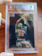 1996 Topps Stars Finest Atomic Refractor Michael Jordan