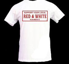 "Hawaii 81 Support T-shirt ""License Plate"" (XL)"