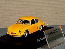 Alpine Renault A106 1956 Jaune Maquette de Voiture 1 43 NOREV