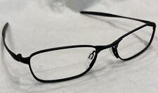Authentic Oakley O7 52[]19 131 Black 11-820 Eyeglasses Frames