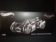 Hot Wheels Elite Batman Arkham Knight Batmóvil 1/18 BLY23
