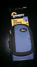 Lowerpro Ridge 30 Artic Blue/Black Camera Case - The trusted original since 1967