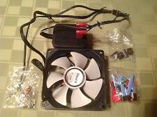 COOLING FAN FULL 29 part UPGRADE KIT: Klipsch ProMedia 5.1 THX / Ultra amplifier