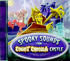 SPOOKY SOUNDS FROM COUNT CHOCULA CASTLE: RARE CLASSIC HALLOWEEN EFFECTS & VOICES