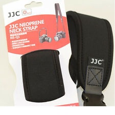 JJC NS-Q1 Neoprene Neck Strap with quick release clip For Digital camera