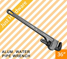 "36"" Aluminium Pipe Monkey Wrench Stilson New"