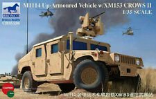 Bronco 1/35 M1114 Up-Armoured Vehicle w ith XM153 CROWS II #35136