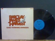 BARCLAY JAMES HARVEST  Early Morning Onwards  LP   Lovely copy !