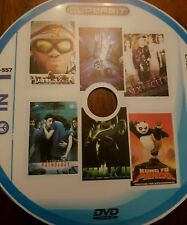 6 in 1 movies hollywood dvd - hancock, the happening, sex &the city, hulk & more