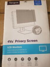 "Targus 4Vu Privacy Screen for 27"" Widescreen Monitors (16:9)"