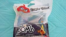 "Angry Birds Movie Toy Collectible Figurine -  ""Bomb"" NEW 2016"
