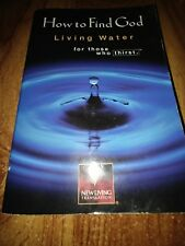 How to Find God : Living Water for Those Who Thirst by Tynable House (Paperback)