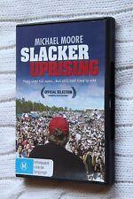 Slacker Uprising (DVD, 2009), Region-4, Like new9 Disc: New), free shipping