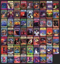 Goosebumps Complete Set Lot of 1-62 E-Books │ PDF Format