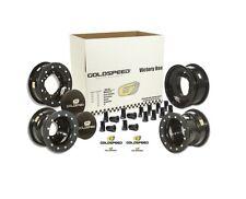 Goldspeed Victory Box Vb-2 Kit Front & Rear Wheels Beadlock Yamaha Banshee