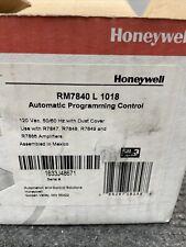New In Box HONEYWELL RM7840L1018 RM7840L 1018 Burner Controller 120v
