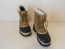 Men's Outbrook Winter/Snow Boots Felt Lining Leather & Rubber Size 10 Med. Heavy