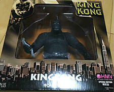 X-PLUS King Kong Soft vinyl Figure 22cm HMV Limited Edition hard to find