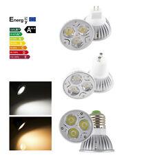 9W 12W 15W Spot Lights MR16/E27/GU10/E26/GU5.3 CREE LED Ultra Bright Lamp Bulb