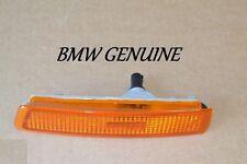 BMW E36 Z3 Mcoupe Mroadster Left Front Bumper Side Marker Light Genuine NEW