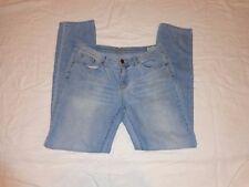 U.S. POLO ASSN Low Rise Signature Straight Leg Women's Blue Jeans - Size 6 DEAL!