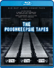 The Poughkeepsie Tapes [New Blu-ray] With DVD, Widescreen, 2 Pack