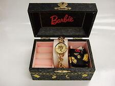 """Barbie """"Charming"""" Limited Edition 1994 Fossil Watch NIB"""