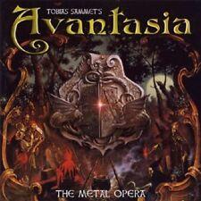 "AVANTASIA ""THE METAL OPERA PART 1"" CD NEUWARE"