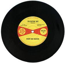 "IVORY JOE HUNTER  ""I'M CUTTIN' OUT""  CLASSIC 60's R&B"