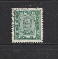 PORTUGAL - 71a - USED - 1892 - KING CARLOS